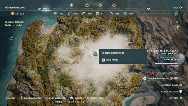 Assassin's Creed Odyssey - Símbolo de Abstergo