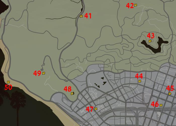 Mapa de cartas 7