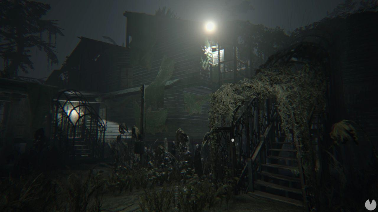 Foto misteriosa 2 Resident Evil 7