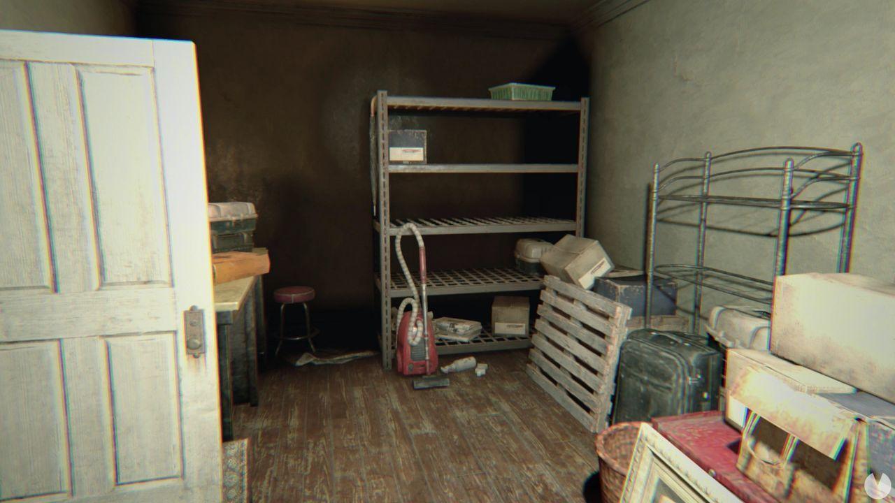 Foto misteriosa 3 Resident Evil 7