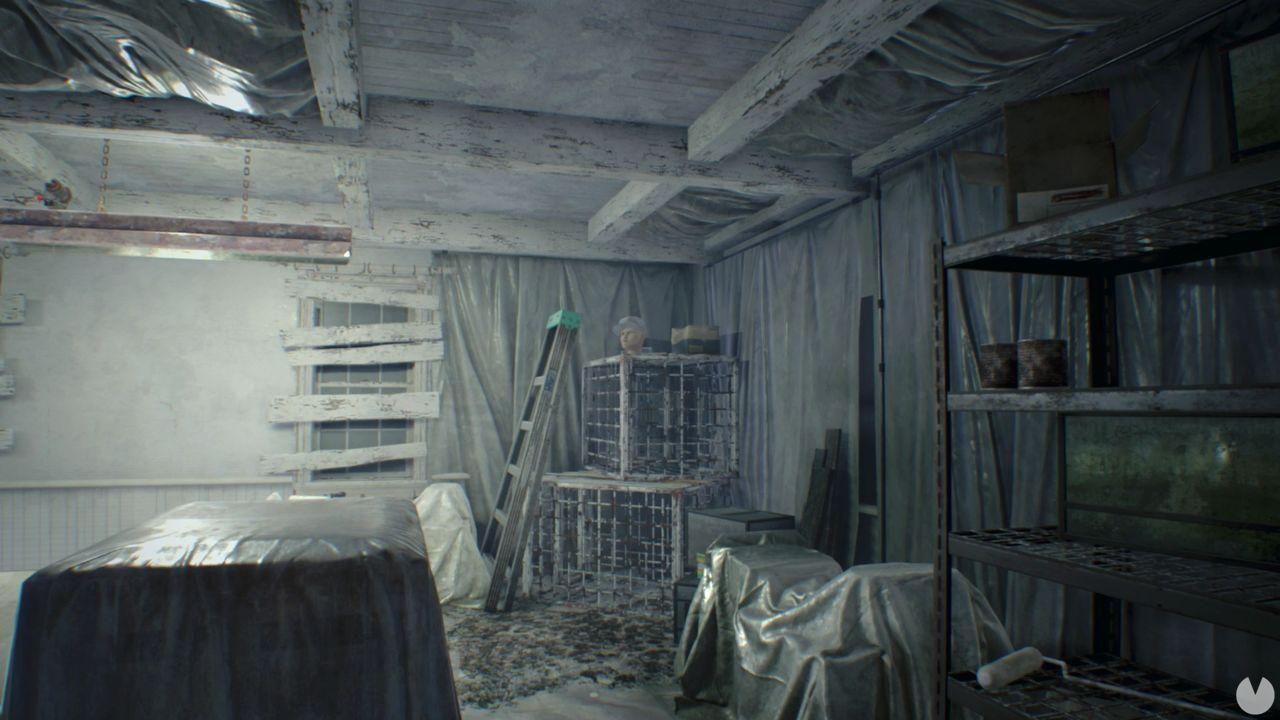 Tesoro 3 Resident Evil 7