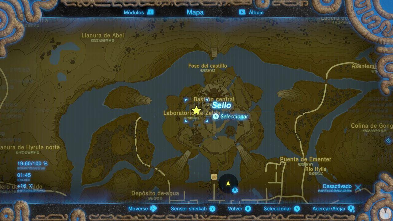 Zelda Breath of Wild Recuerdo en imágenes Recuerdo 8