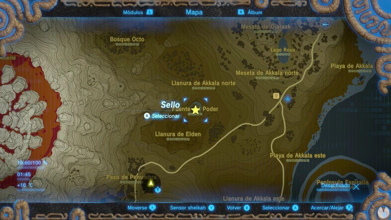 Zelda Breath of Wild Recuerdo en imágenes Recuerdo 9