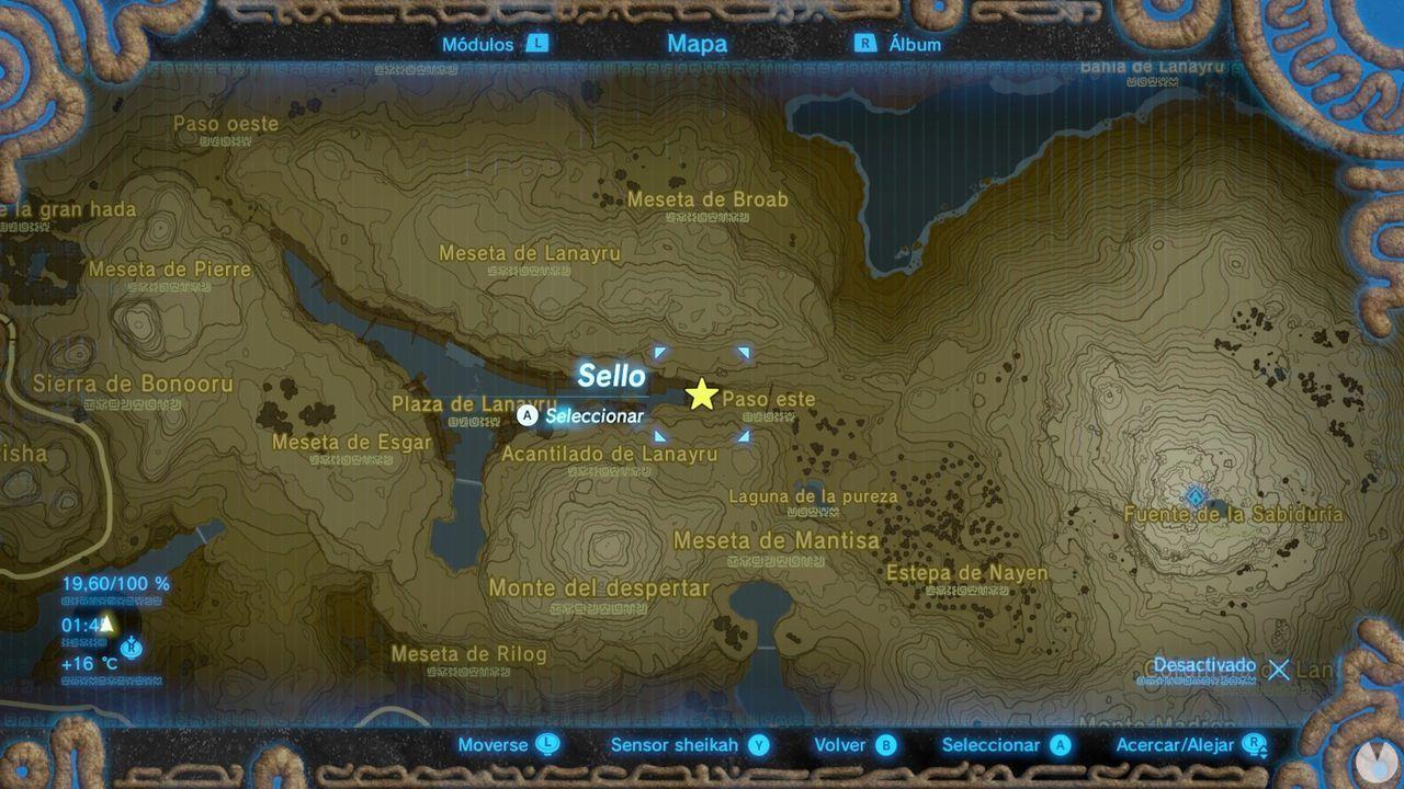 Zelda Breath of Wild Recuerdo en imágenes Recuerdo 11