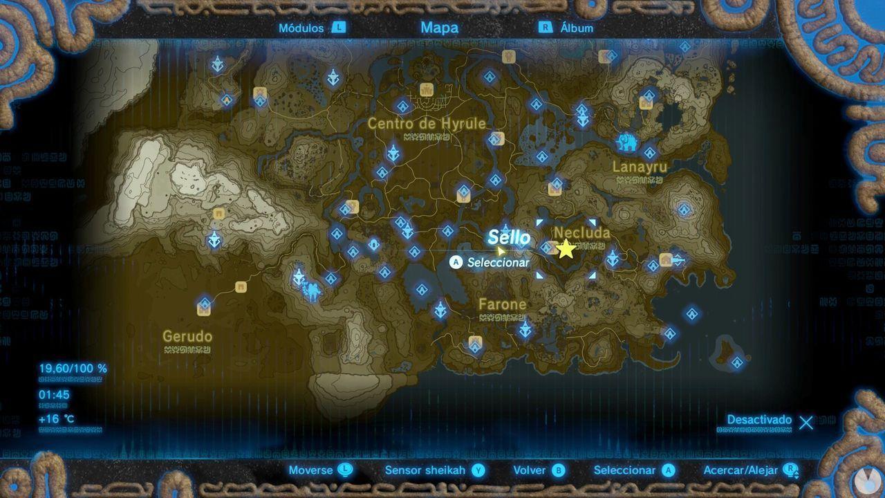 Zelda Breath of Wild Recuerdo en imágenes Recuerdo 13