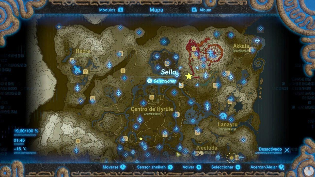 Zelda Breath of Wild Recuerdo en imágenes Recuerdo 5
